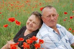 Liebe und Gesundheit im Alter